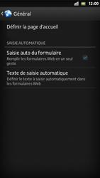 Sony Xperia S - Internet et roaming de données - Configuration manuelle - Étape 21
