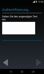 Sony Xperia E1 - Apps - Konto anlegen und einrichten - 18 / 23