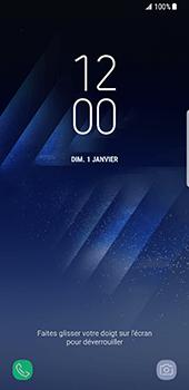 Samsung Galaxy S8 - Téléphone mobile - Comment effectuer une réinitialisation logicielle - Étape 5