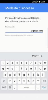Samsung Galaxy S8 - Applicazioni - Configurazione del negozio applicazioni - Fase 11