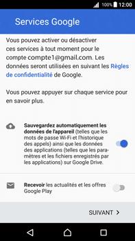 Sony Xperia Z5 Premium (E6853) - Android Nougat - Applications - Créer un compte - Étape 17