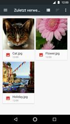 Motorola Moto G5s - MMS - Erstellen und senden - 1 / 1