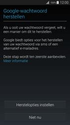 Samsung I9195i Galaxy S4 mini VE - Applicaties - Account aanmaken - Stap 11