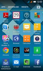 Alcatel OT-4033X Pop C3 - E-mail - E-mails verzenden - Stap 3