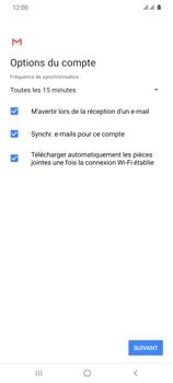 Samsung Galaxy S20 Ultra - E-mails - Ajouter ou modifier votre compte Yahoo - Étape 12