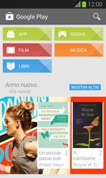 Samsung Galaxy Trend Lite - Applicazioni - Configurazione del negozio applicazioni - Fase 24