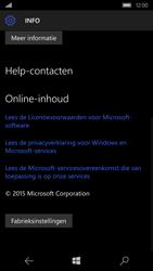Microsoft Lumia 650 - Resetten - Fabrieksinstellingen terugzetten - Stap 6