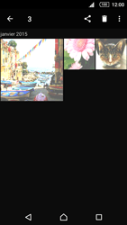 Sony Xperia Z5 Compact - Photos, vidéos, musique - Envoyer une photo via Bluetooth - Étape 8