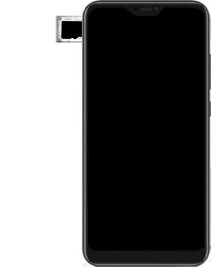 Xiaomi Mi A2 Lite - Toestel - simkaart plaatsen - Stap 7