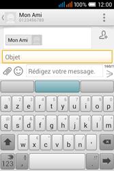 Alcatel OT-4015X Pop C1 - Contact, Appels, SMS/MMS - Envoyer un MMS - Étape 10