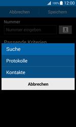 Samsung G318H Galaxy Trend 2 Lite - Anrufe - Anrufe blockieren - Schritt 9