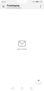 Huawei P20 - Android Pie - E-Mail - Manuelle Konfiguration - Schritt 17