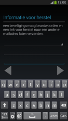 Samsung G386F Galaxy Core LTE - Applicaties - Account aanmaken - Stap 15