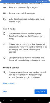 Samsung Galaxy Note9 - Applications - Setting up the application store - Step 14