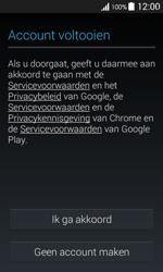 Samsung G357 Galaxy Ace 4 - Applicaties - Account instellen - Stap 16