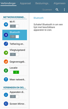 Samsung Galaxy Tab4 8.0 4G (SM-T335) - Bluetooth - Headset, carkit verbinding - Stap 5