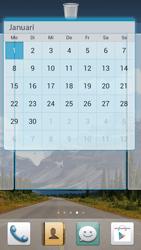 Huawei Ascend G526 - Startanleitung - Installieren von Widgets und Apps auf der Startseite - Schritt 9