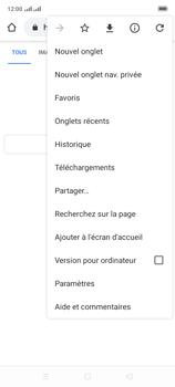 Oppo A9 2020 - Internet et connexion - Naviguer sur internet - Étape 9