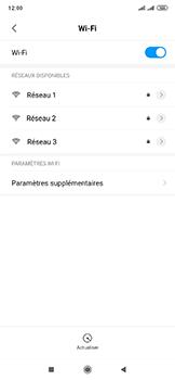 Xiaomi Mi Mix 3 5G - WiFi - Configuration du WiFi - Étape 5