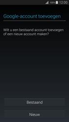 Samsung I9195i Galaxy S4 mini VE - Applicaties - Account aanmaken - Stap 4