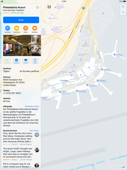 Apple iPad Pro 12.9 inch - iOS 11 - Indoor-Karten (Einkaufszentren/Flughäfen) - 6 / 12