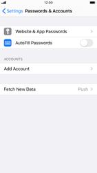 Apple iPhone 8 - iOS 13 - E-mail - manual configuration - Step 4