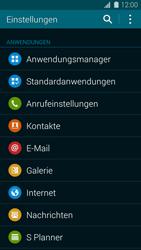 Samsung G800F Galaxy S5 Mini - Anrufe - Rufumleitungen setzen und löschen - Schritt 4