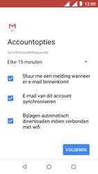 Nokia 1 - E-mail - handmatig instellen (yahoo) - Stap 11