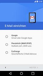 LG X Power - E-Mail - Konto einrichten (gmail) - Schritt 7