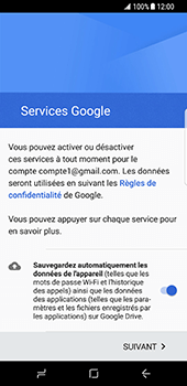 Samsung Galaxy S8 - E-mail - 032a. Email wizard - Gmail - Étape 14