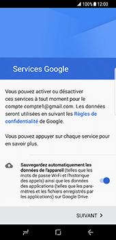 Samsung Galaxy S8 - E-mails - Ajouter ou modifier votre compte Gmail - Étape 14
