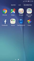 Samsung G920F Galaxy S6 - Android M - E-Mail - Konto einrichten (gmail) - Schritt 3