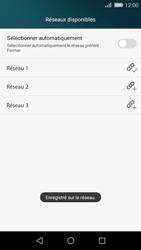Huawei P8 Lite - Réseau - Sélection manuelle du réseau - Étape 11