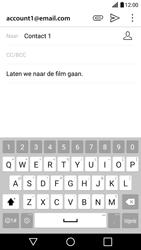 LG G5 - Android Nougat - e-mail - hoe te versturen - stap 10