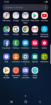 Samsung galaxy-s9-sm-g960f-android-pie - Contacten en data - Contacten kopiëren van toestel naar SIM - Stap 3
