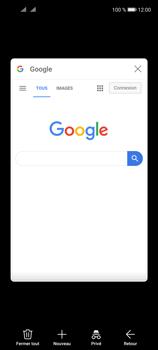 Huawei P40 Lite 5G - Internet et connexion - Naviguer sur internet - Étape 17