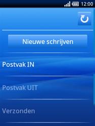 Sony Ericsson Xperia X10 Mini Pro - E-mail - hoe te versturen - Stap 4
