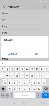 Huawei P30 - Internet e roaming dati - Configurazione manuale - Fase 13