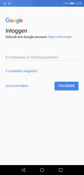 Huawei P20 - E-mail - Handmatig instellen (gmail) - Stap 8
