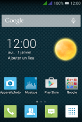 Alcatel Pixi 3 Dual Sim - Applications - Personnaliser l