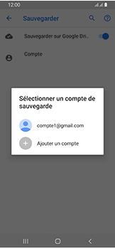 Samsung Galaxy A40 - Aller plus loin - Gérer vos données depuis le portable - Étape 12