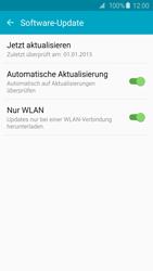 Samsung Galaxy S6 - Software - Installieren von Software-Updates - Schritt 7