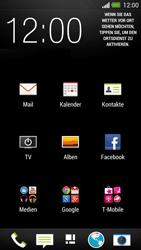 HTC One - E-Mail - Konto einrichten - Schritt 3