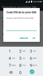 Wiko Freddy - Sécuriser votre mobile - Personnaliser le code PIN de votre carte SIM - Étape 8