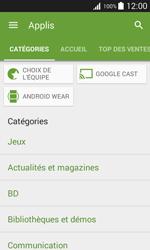 Samsung Galaxy Trend 2 Lite - Applications - Télécharger une application - Étape 6