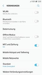 Samsung Galaxy J3 (2017) - Internet und Datenroaming - Deaktivieren von Datenroaming - Schritt 5