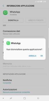 Samsung Galaxy Note 8 - Applicazioni - Come disinstallare un