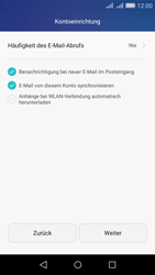 Huawei Y6 - E-Mail - Konto einrichten (outlook) - 8 / 12