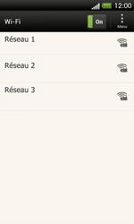 HTC C525u One SV - Wifi - configuration manuelle - Étape 5