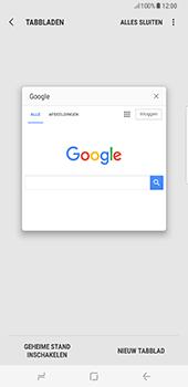 Samsung Galaxy S8 Plus - Internet - Internetten - Stap 14
